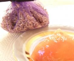Dżem brzoskwiniowy z lawendową nutką