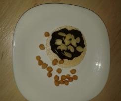 Nutella z cieciorki (grochu włoskiego)