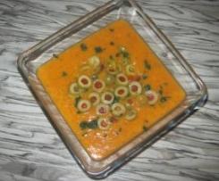 Grecka zupa z soczewicy - Fakes soupa