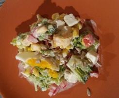 Sałatka brokułowa