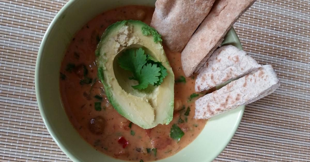 Zupa Curry Z Ciecierzyca Jest To Przepis Stworzony Przez Uzytkownika