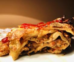 Wariant Lasagne Pascala :-)