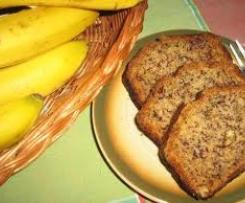 Ciasto bananowo-czekoladowo-orzechowe :-)