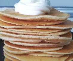 Pancakes vel. Pankejks
