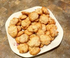 Kokosanki z migdałową nutą