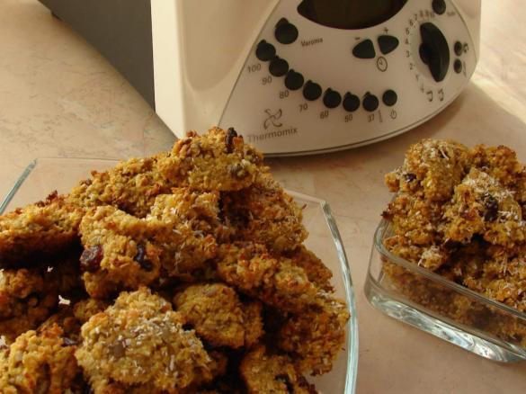 Zdrowe I Dietetyczne Ciasteczka Owsiane Jest To Przepis Stworzony