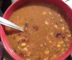 Wariant zupa meksykańska