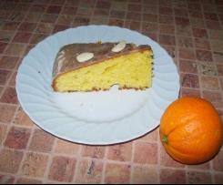 Zwykle ciasto pomaranczowo- migdalowe