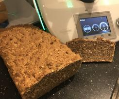 Pyszny chleb pełnoziarnisty