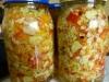 Sałatka warzywna na zimę :-)