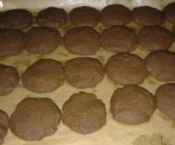 Mega kruche ciasteczka