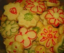 Wiosenne ciasteczka