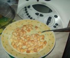 Zupa krem pietruszkowo-jabłkowa