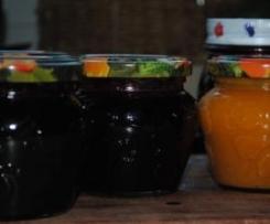 Konfitura owocowa z agar-agar