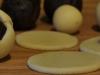 Marcepanowe pralinki z piernikową nutą