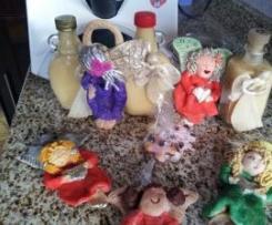 Masa solna Świąteczne Aniołki