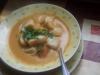 Zupa rybna typu krem