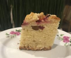 Trottel- szybkie i pyszne ciasto ze śliwkami