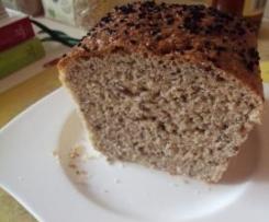 Chleb żytnio-owsiany