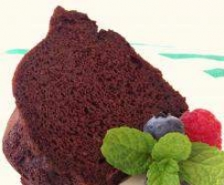 "Ciasto czekoladowe ""Magiczna fasola""(""Magic Bean""chocolate cake)"