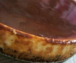 sernik z czekoladą Nigelli