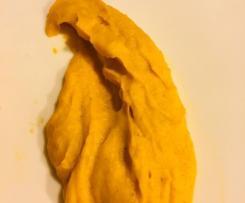 Puree marchewkowo-ziemniaczane z nutą pomarańczy i imbiru