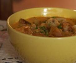 Paprykowa zupa krem- nasz domowy hit