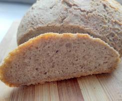 Chleb pszenno-żytni z gara