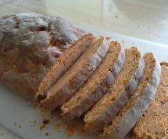 Pomarańczowy chlebek prosto z Italii