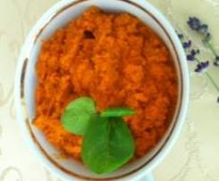 pasta marchewkowa