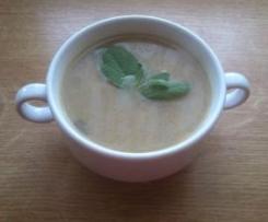 Zupa z drobiowych żołądków