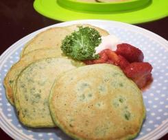 Placuszki jarmużowe ( rozszerzanie diety/ BLW )