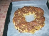 Angelica- slodki wieniec ze sliwkami i czekolada