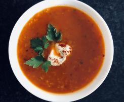 Wariant Zupa pomidorowo-paprykowa z ryżem