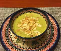 Wariant II Zupa krem z brokułów.