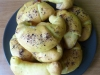 Rogaliki z szynką i serem :-)