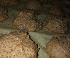 Ciasteczka Chia bez jajek