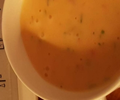 Zupa krem z lososia z Tm21