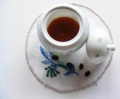 Dżem z nektarynek z kawową nutą