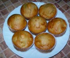 Muffin jablkowo jogurtowe