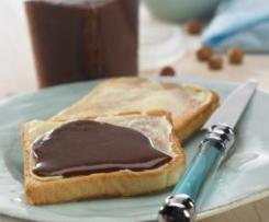 Krem czekoladowo - orzechowy