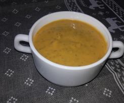 Zupa krem Jarzynowa z pomidorami i koperkiem