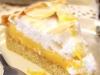 Tarta cytrynowa z pianą z białek