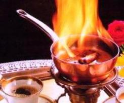 Kawa rozgrzewająca, usuwająca zaflegmienie i zimno z organizmu