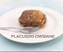 PLACKI OWSIANE