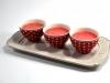 Barszczyk czerwony z ziemniakami