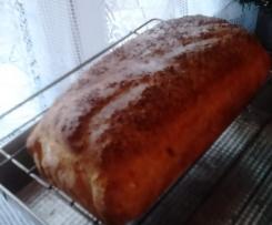 Wariant chlebek na barszczu