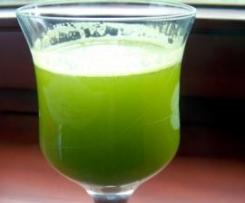 Wariant Zielony napój zdrowotny