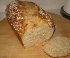 Szybki chleb owsiany