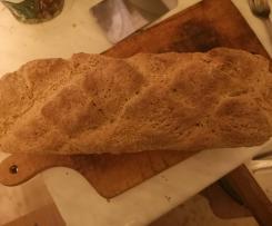 Chleb orkiszowo żytni